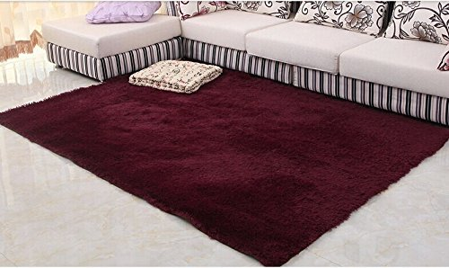 80*160 carpet sofa coffee table large floor mats doormat tapetes de sala doormat rugs and carpets alfombras area rug Color:winered