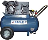 Eagle P3120H1-CC 20-Gallon 125 PSI Max PSI Electric Compressor For Sale