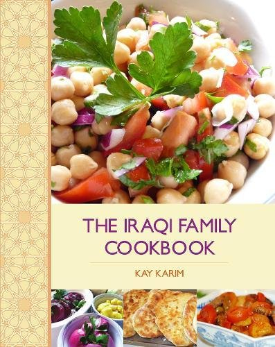 The Iraqi Family Cookbook (Hippocrene Cookbook Library (Paperback)) by Kay Karim