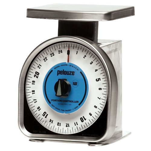 Pelouze Scale Portion Control - 7