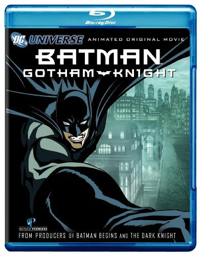 DVD : Batman: Gotham Knight [Blu-ray]