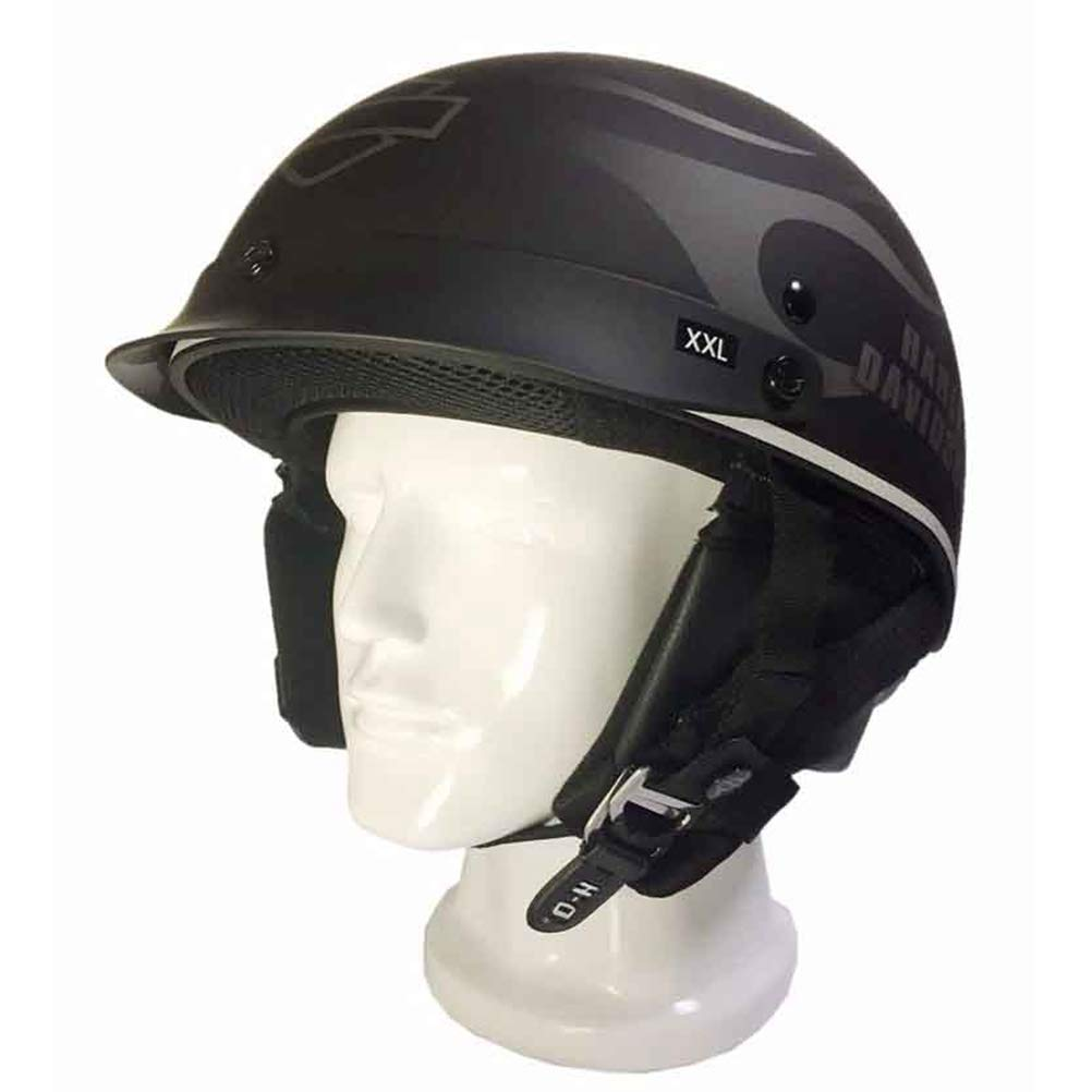 Adult Harley Motorcycle Helmet Lightweight Men Retro Motorbike Cycle Helmets Women Bike Safety Caps Classic Outdoor Half Helmets Racing Protection Caps