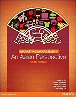 Marketing management an asian perspective 6th edition by kotler test ….