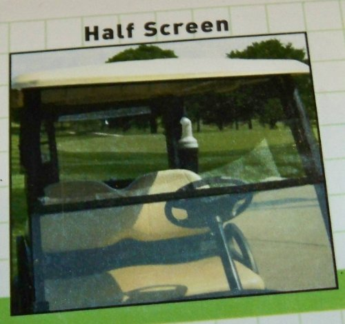 Half Screen Golf Cart Screen (Golf Screen Cart Bug)