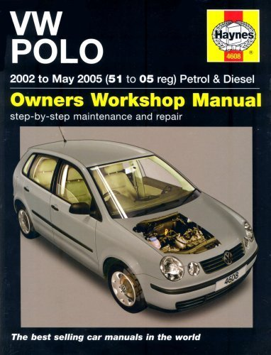 Vw Polo Diesel - VW Polo Petrol and Diesel: 2002 to 2005 (Haynes Service and Repair Manuals) by Robert Jex (2007-05-04)