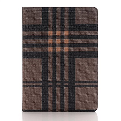 iPad Pro 9.7 inch Case Cover,TechCode Screen Protective Luxury Book Style Folio Case Stand with Card Slots Magnetic Smart Case Cover for Apple iPad Pro 9.7 inch Tablet(iPad Pro 9.7, A01) by TechCode (Image #7)