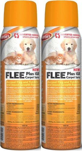 CSI Martin's FLEE Plus IGR Carpet Spray Flea & Tick Kille...
