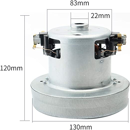 DishyKooker - Motor universal de cobre para aspiradoras PY-29 (2200 W): Amazon.es: Hogar