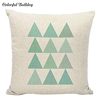 Amazon.com: Nordic Style Deer Geometric Cushion Covers ...