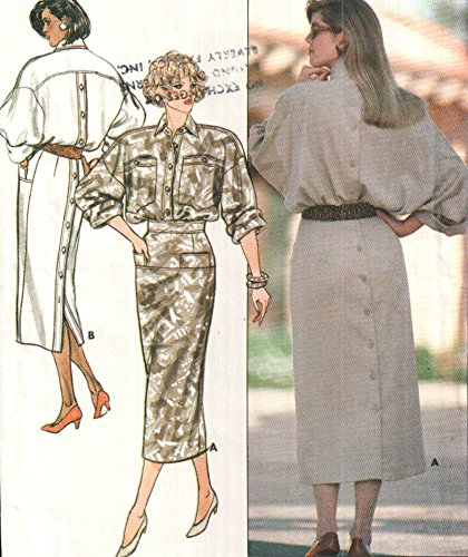 80s dress patterns - 2