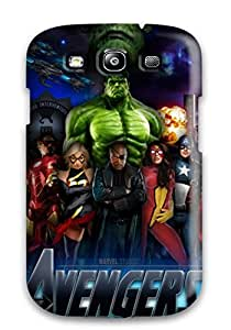 Andrea Perfect Tpu Case For Galaxy S3/ Anti-scratch Protector Case (trendy)