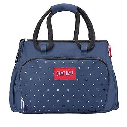 Badabulle Boho Changing bag, Dark Blue BABYMOOV UK LTD B043019