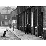 Photographic Print of Social - Salford Slums by Media Storehouse