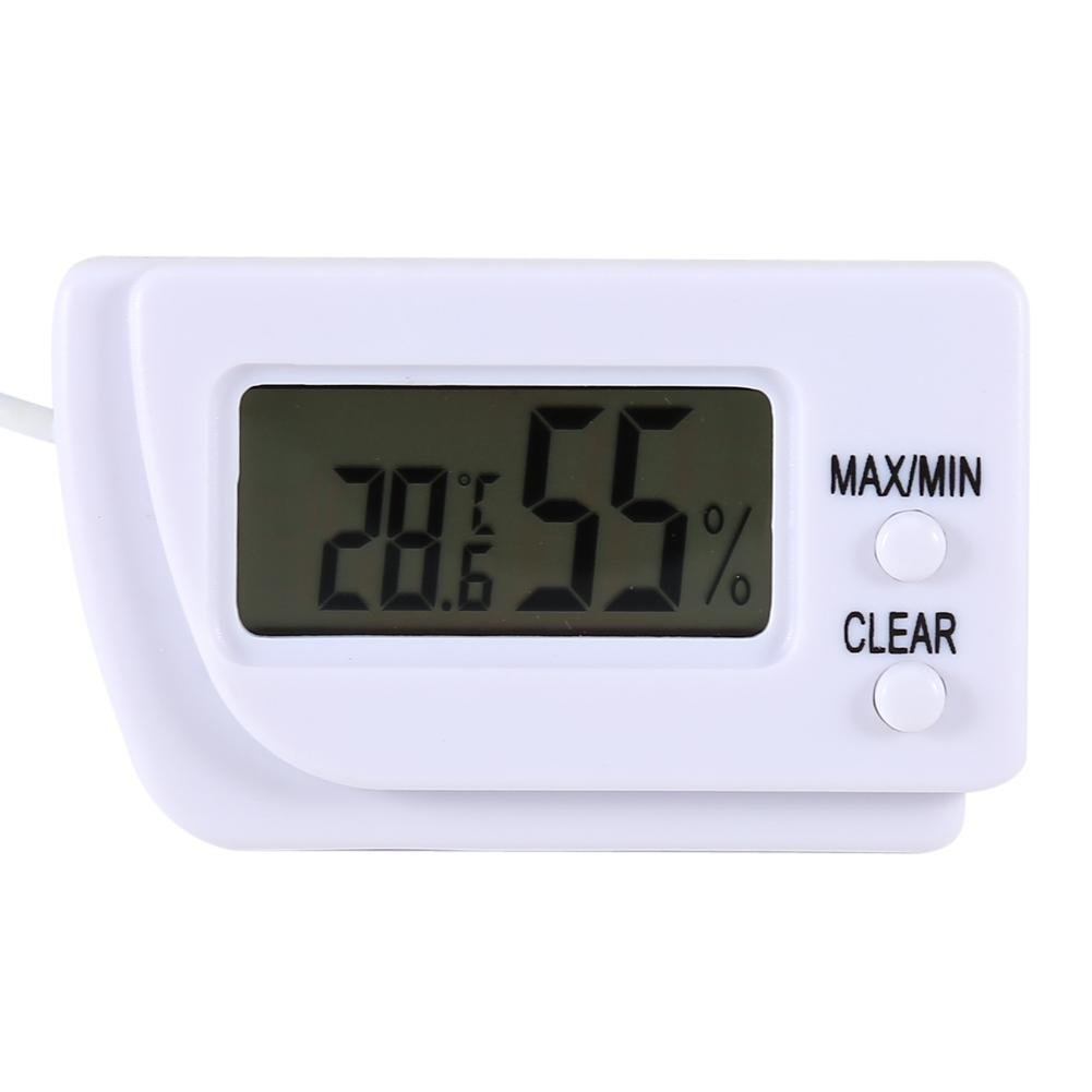 Mini Digital Temperature Sensor For Pet Humidity Meter Incubator Tortoise Hatching Eggs Thermometer Huhushop