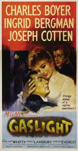 Gaslight Movie Poster 1940