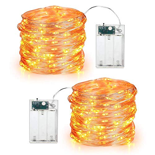 Citra 30 Led 3 Meter Battery Operated Sliver String Light Fairy Lights for Diwali/Festival/Wedding/Gifting/Xmas/New Year…