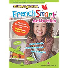 Kindergarten FrenchSmart Activities: Activity Book