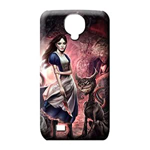 samsung galaxy s4 mobile phone covers Snap-on case cover pictures alice madness return
