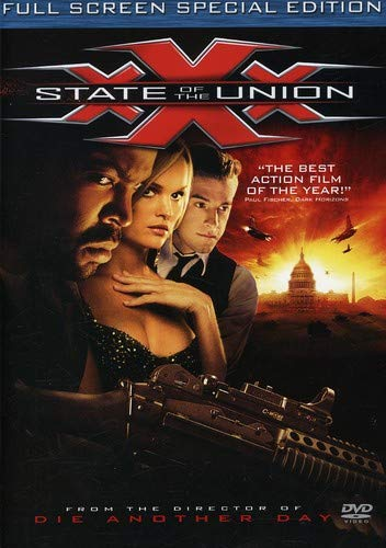 XXX - State of the Union (Full Screen Edition) (State Of The Black Union 2017 Tv One)
