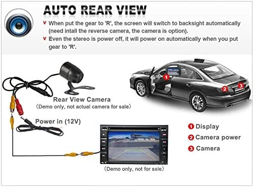 Rear Reversing Backup Camera Rearview Tailgate Handle Replacement Camera Night Vision Ip69k Waterproof for Mercedes Benz GLK 200 250 260 300 350 400 450 X204