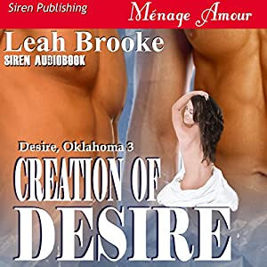 Creation of Desire Audiobook
