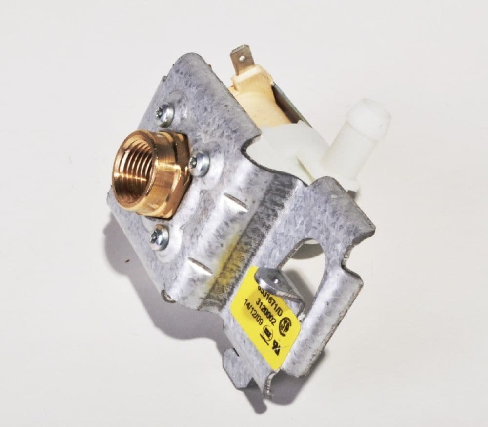 Kenmore 8531671 Dishwasher Water Inlet Valve Genuine Original Equipment Manufacturer (OEM) Part for Kenmore, Kenmore Elite, Whirlpool
