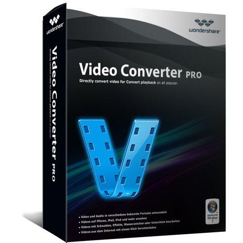 Video Converter PRO Win Vollversion (Product Keycard ohne Datenträger)