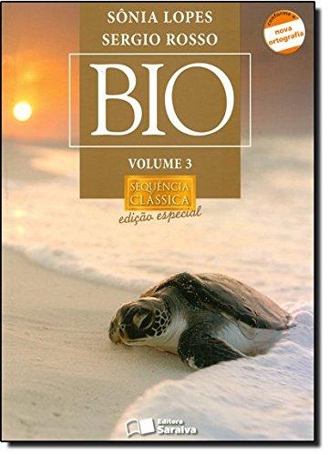 Bio. Sequência Clássica - Volume 3