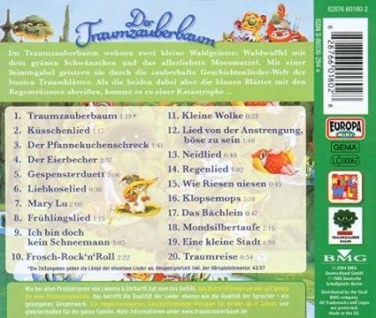 Der Traumzauberbaum Reinhard Lakomy Amazonde Musik