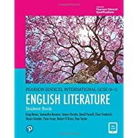 Pearson Edexcel International GCSE (9-1) English Literature Student Book