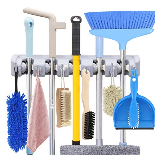 HYRIXDIRECT Mop and Broom
