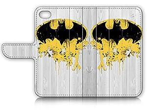 iPhone 7 Plus (5.5') Flip Wallet Case Cover & Screen Protector Bundle! A3193 Batman at Gotham City Store