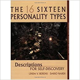 16 personality type descriptions