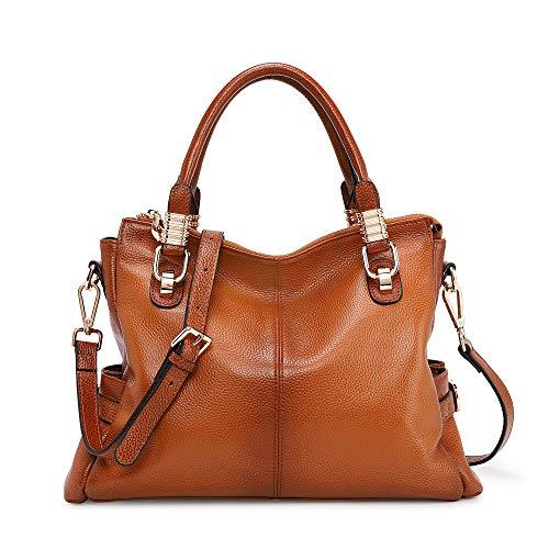 Kattee Women's Genuine Leather Purses and Handbags
