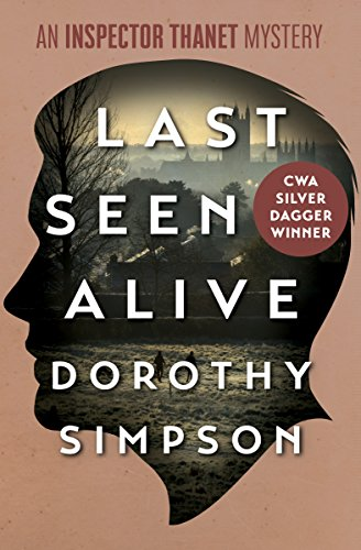 Last Seen Alive (The Inspector Thanet Mysteries) cover