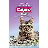 CatPro Plus Salmon & Tuna Adult Cat Food 10 kg 1 Pouch Medium