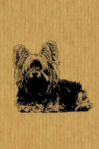 Skye Terrier: Dog Lover's: Journal/Notebook/Diary (Volume 18)