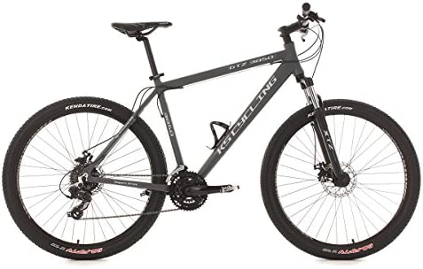 KS Cycling MTB Hardtail GTZ 3850 - Bicicleta de montaña, color ...