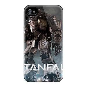 Excellent Design Titanfall Game Phone Cases For Iphone 6 Premium Cases