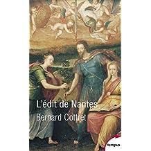 L'édit de Nantes (TEMPUS t. 656) (French Edition)