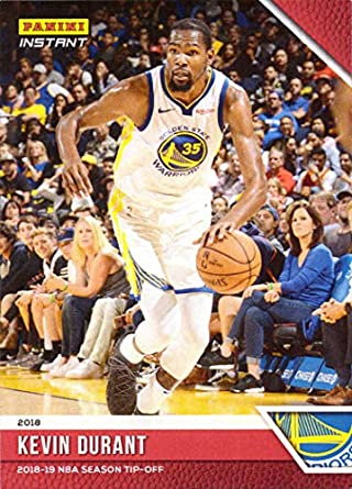 best sneakers 9ac7b 9d791 Amazon.com: 2018-19 Panini Instant #5 Kevin Durant ...