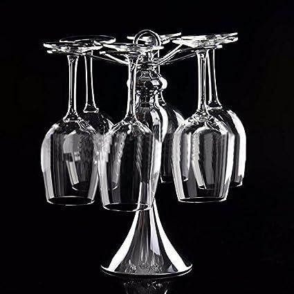 Estante Vino Vidrio Estanteria Para Envases Vidrio Estante Decoración Madera Plata Estar Múltiple