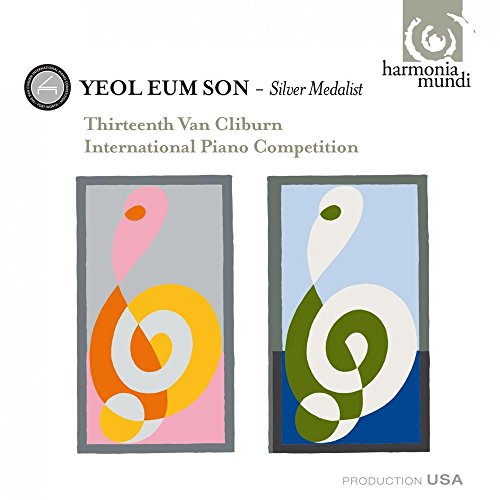 13th Van Cliburn International Piano Competition: Silver -