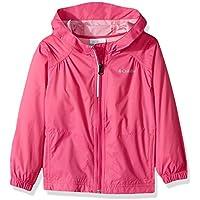 Columbia Toddler Girls Switchback Rain Jacket (Multiple Colors)