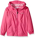 Columbia Toddler Girls' Switchback Rain Jacket, Pink Ice, 4T