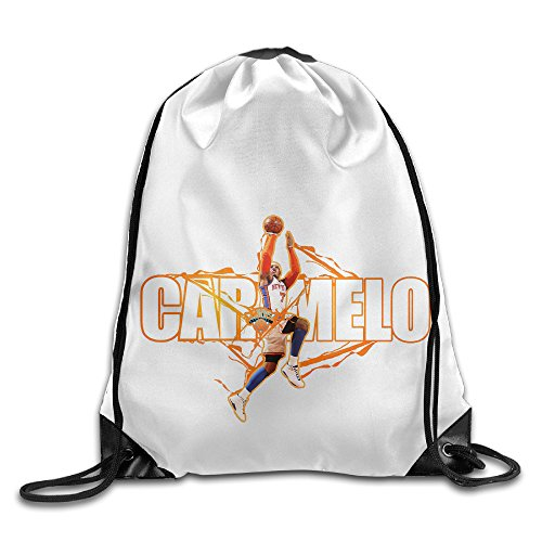 Price comparison product image Show Time CarmeloA Dunk Backpack Gymsack Drawstring Sport Bag