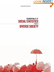 Essentials of Social Statistics for a Diverse Society (Paperback)