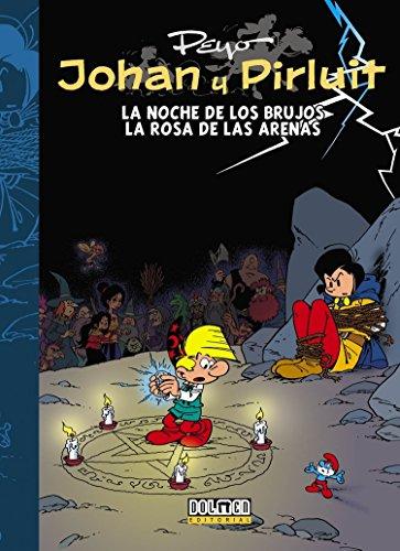 Descargar Libro Johan Y Pirluit 7. La Noche De Los Brujos. La Noche De Las Arenas Pierre (peyo) Culliford