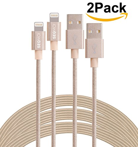 2pack-3m-10ft-durable-nylon-braided-lightning-8pin-to-usb-data-sync-charging-cable-charger-cord-with