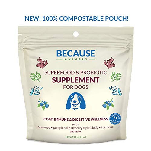 Because Animals Superfood Probiotic